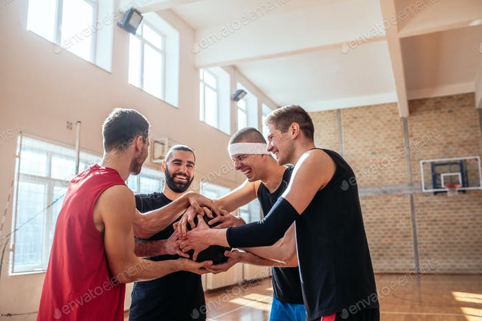 Vereint in unserer Basketball-Mission!