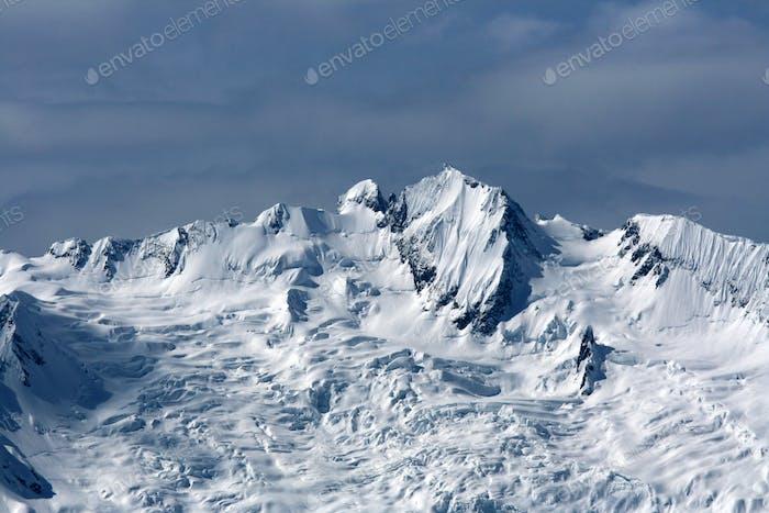 Bergkette - Whistler