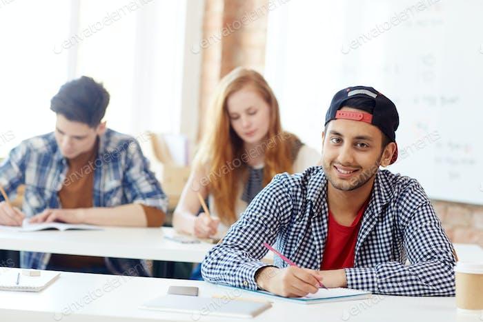 Prüfung auf der Hochschule