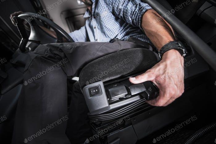 Proper Vehicle Seat Adjustment