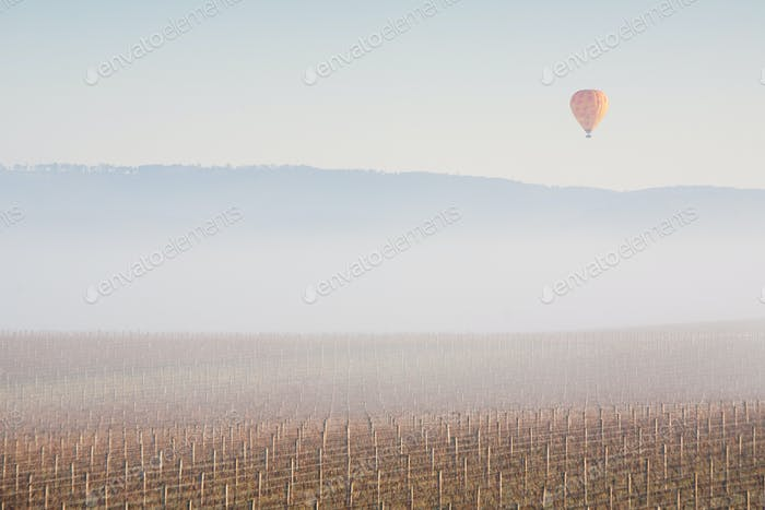 Ballooning in the Morning