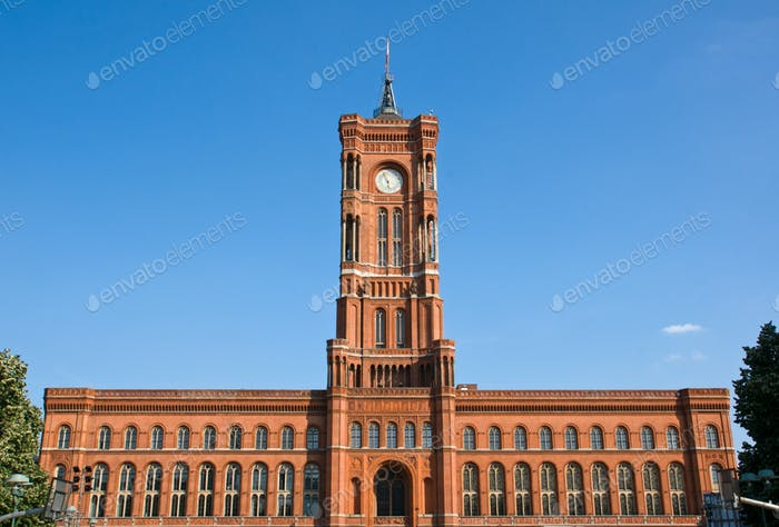 The Townhall in Berlin