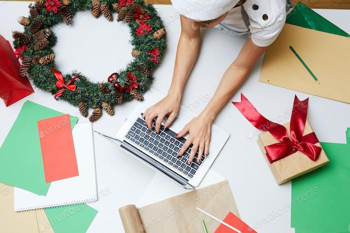 Finding creative Christmas design ideas