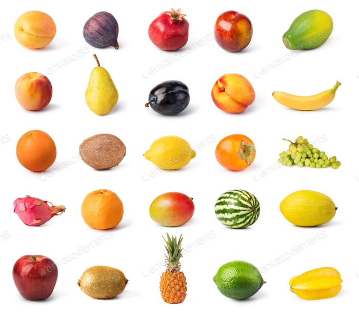 fruit set