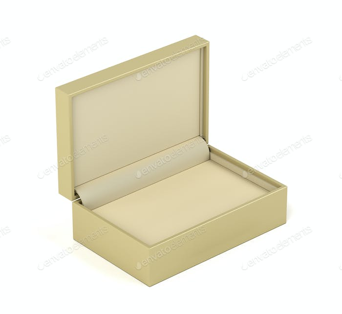 Box for jewelry or gifts