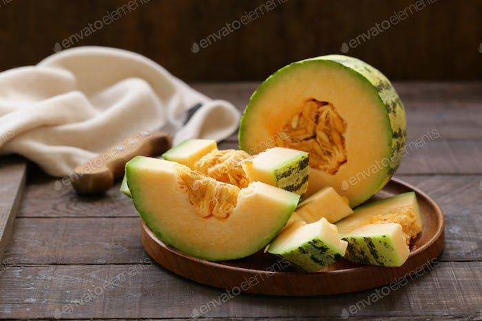 Orange Melon