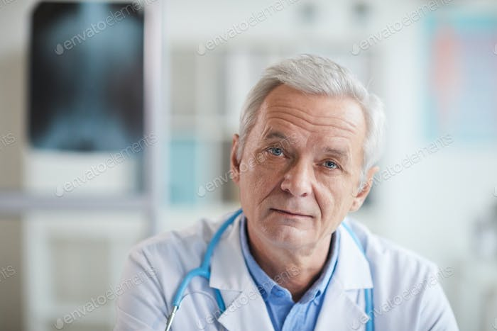 Senior medical professional