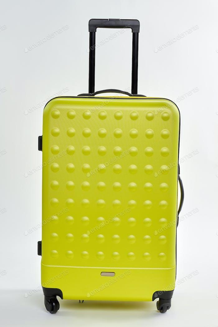Koffer mit Henkel für Reisende