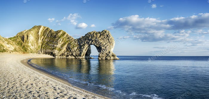 Durdle Door and Beach