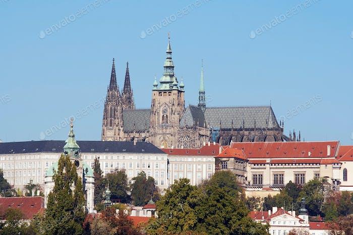 Prager Burg und Kathedrale