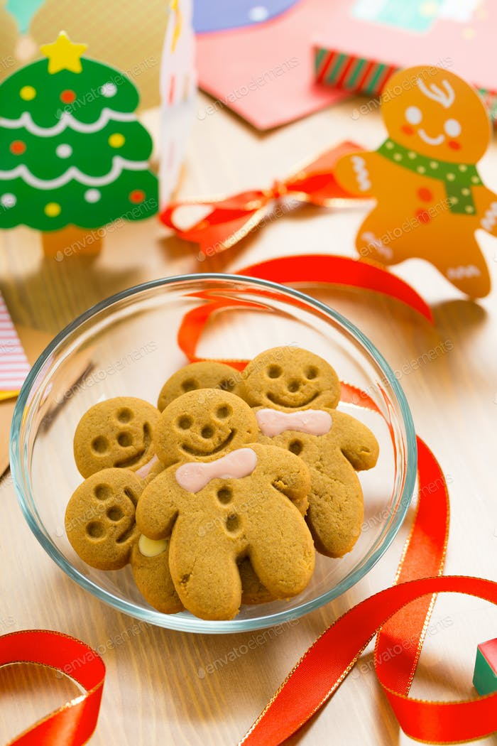 Gingerbread for xmas