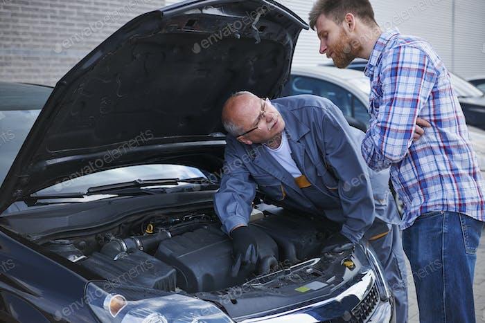Good mechanic is a treasure