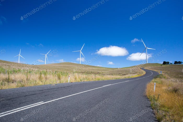 Snowy Mountains Windpark