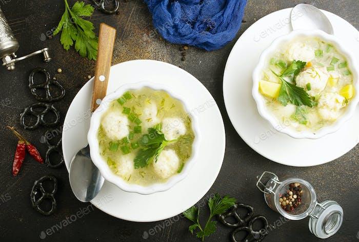 sopa fresca