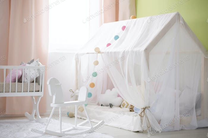 Place for baby