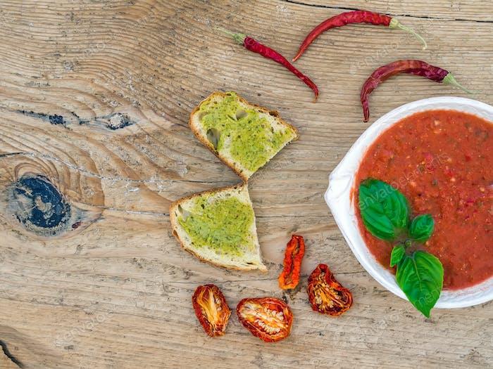 Gaspaccio Suppe