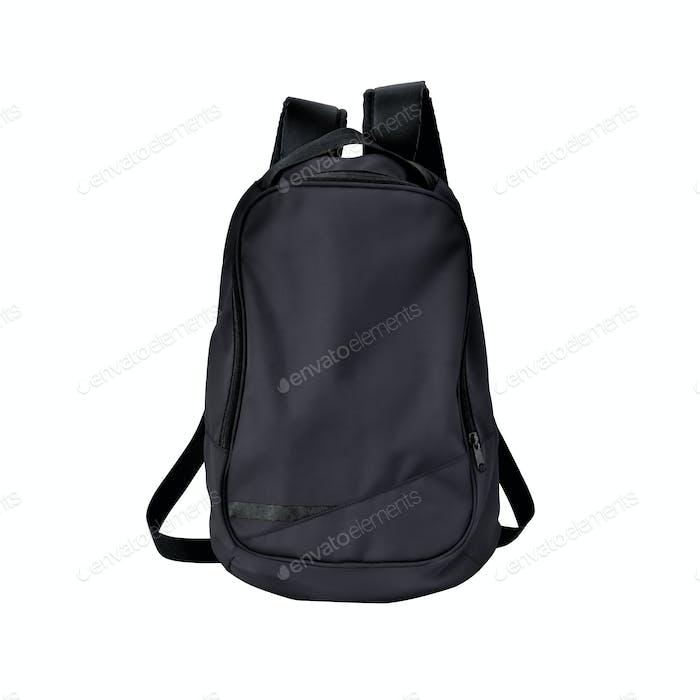 Schultasche schwarz