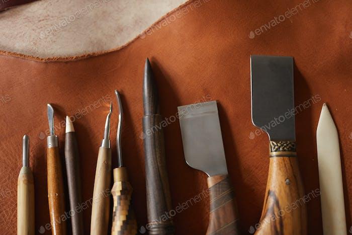 Werkzeuge für Handarbeit