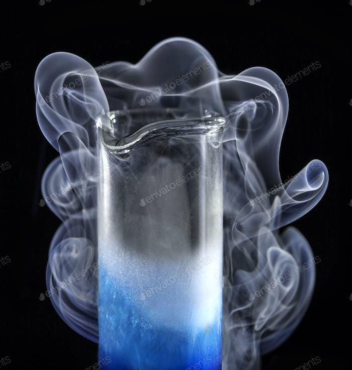 nitrogen blue