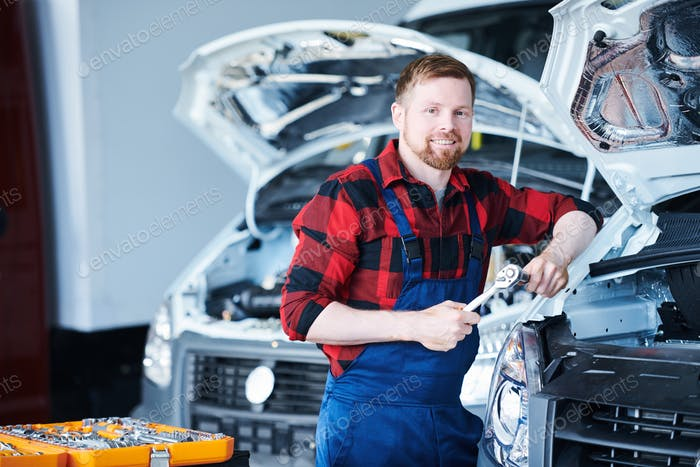 Specialist of repair service