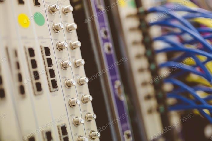 Professionelle Netzwerkhardware