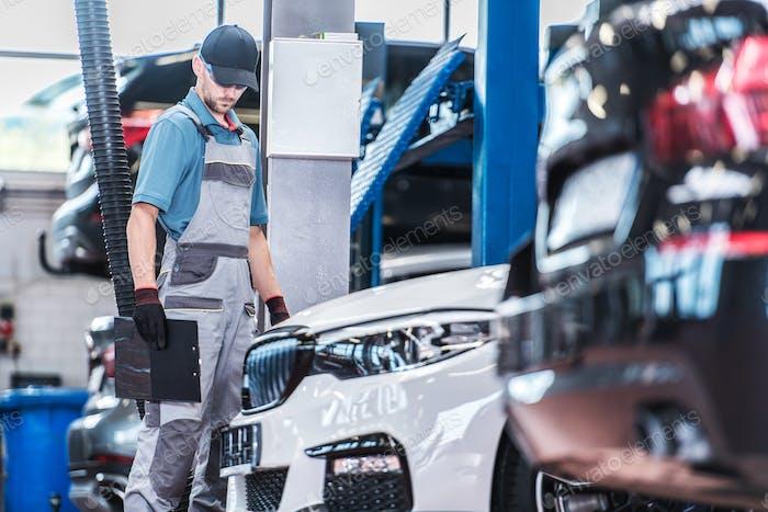 Dealership Auto Service Job