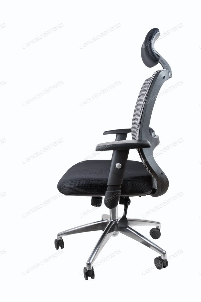 Thumbnail for ergonomic office swivel chair isolated
