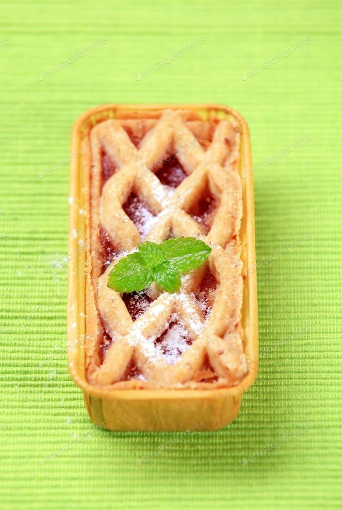 Mini dessert tart