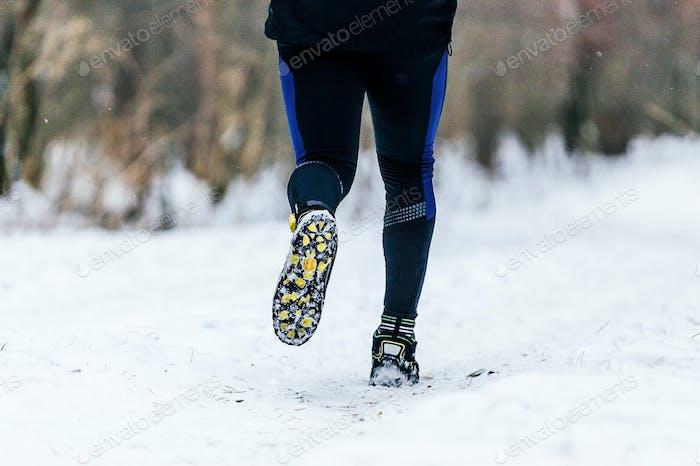 Legs Runner Herren