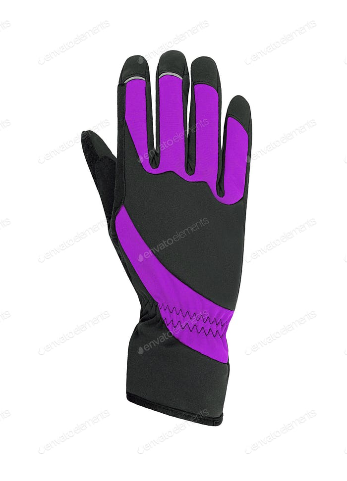 glove isolated