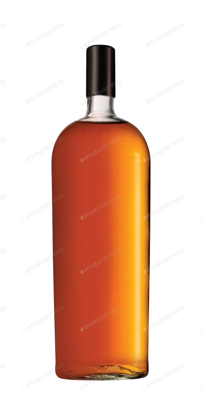 Thumbnail for Full whiskey bottle