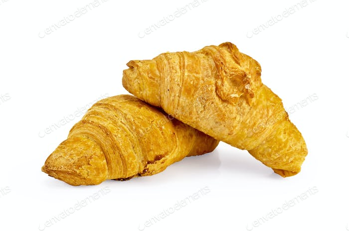 Croissant two