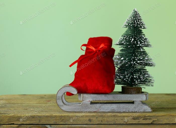 Weihnachtskomposition