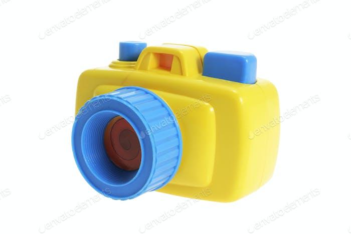 Spielzeugkamera