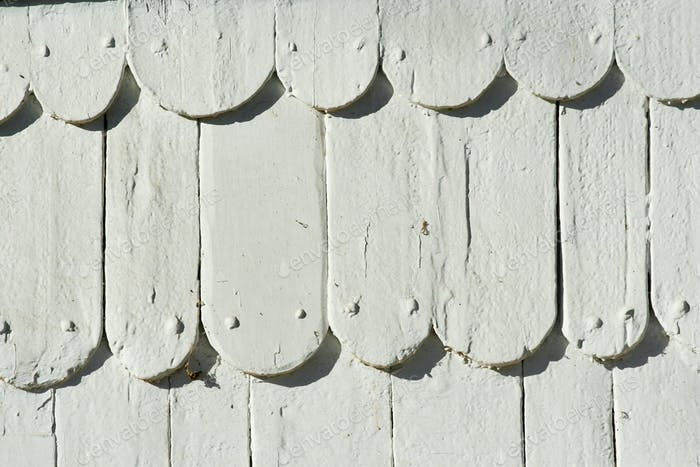 Old house siding