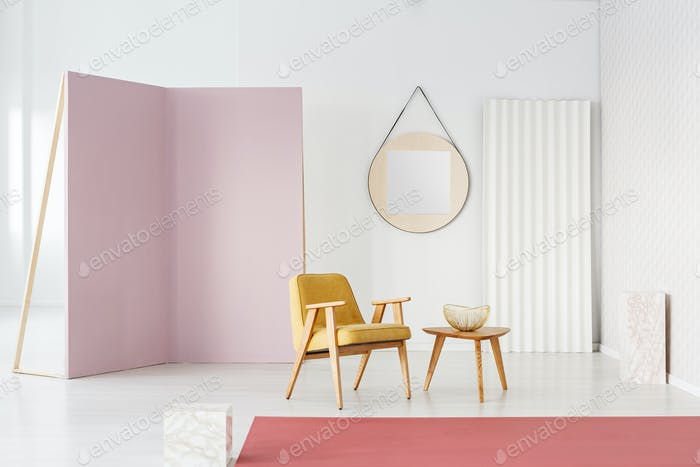 Photo studio interior
