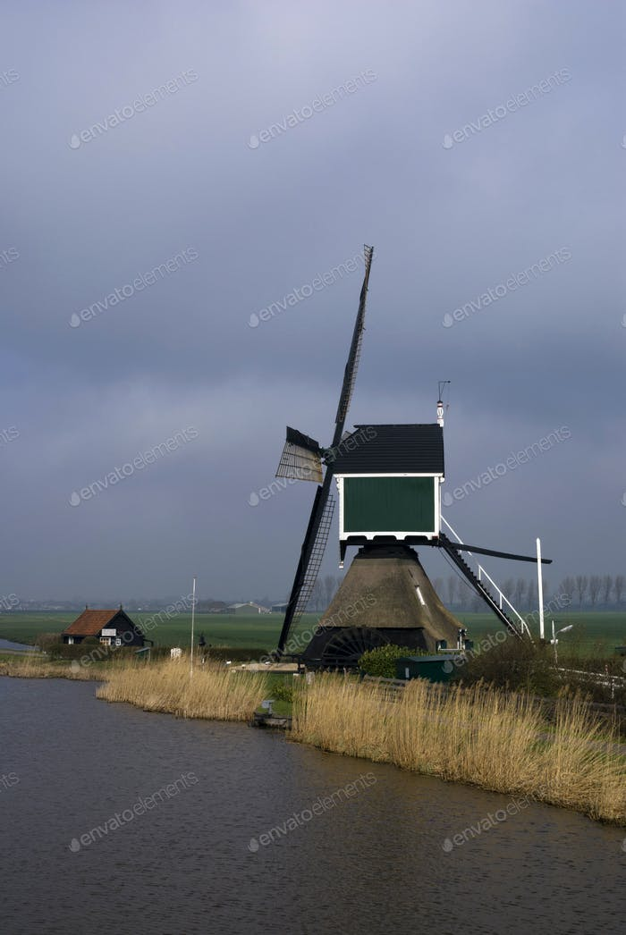 Thumbnail for Windmill the Achterlandse molen