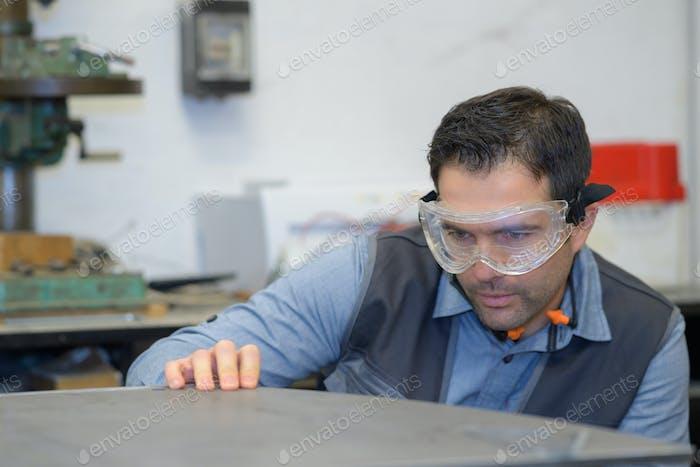 precision measurement control
