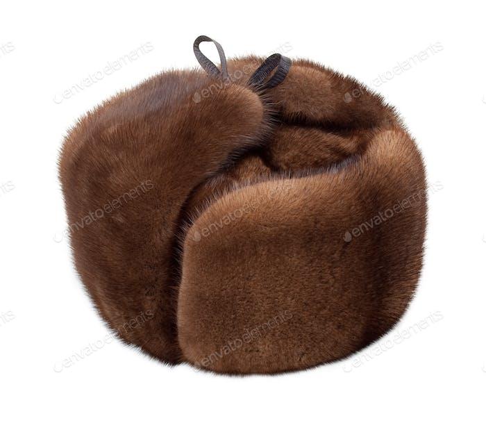 Mink hat