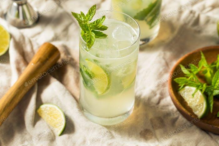 Sweet Mint Rum Mojito