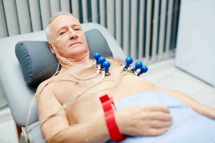 Patient of cardiologist