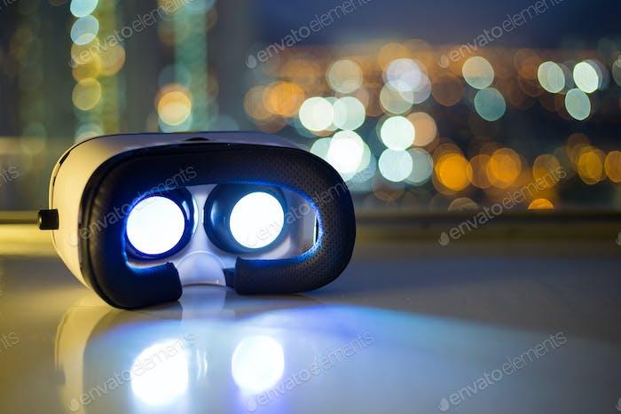 VR-Wiedergabe von Video