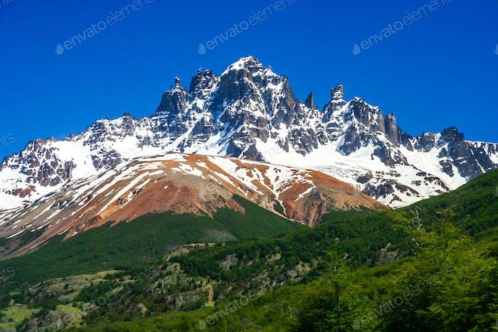 Mount Cerro Castillo