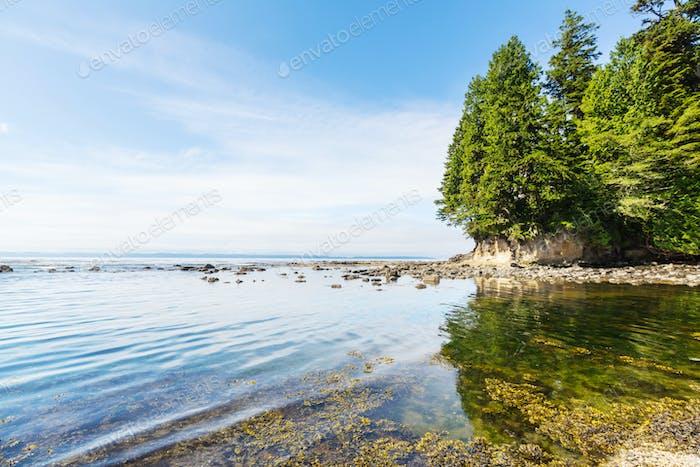 Küste von Vancouver