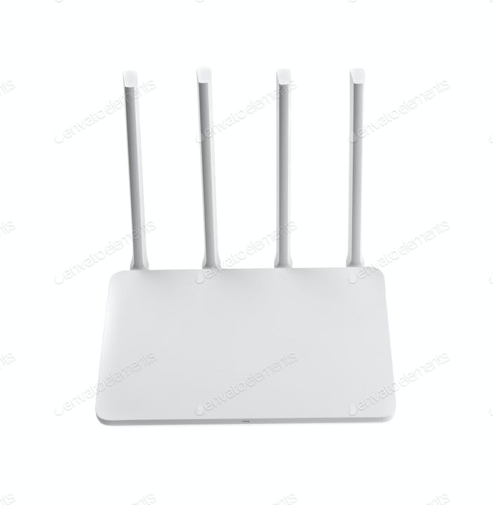 Modern router, studio
