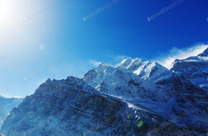 Région de Kanchenjunga