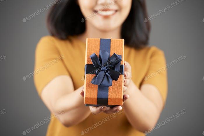 Geschenk für Urlaub
