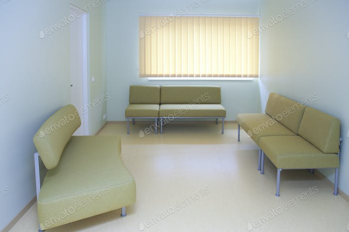 Elementary School Waiting Room