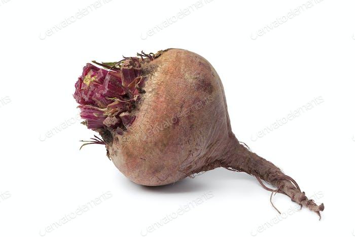 Fresh raw beetroot