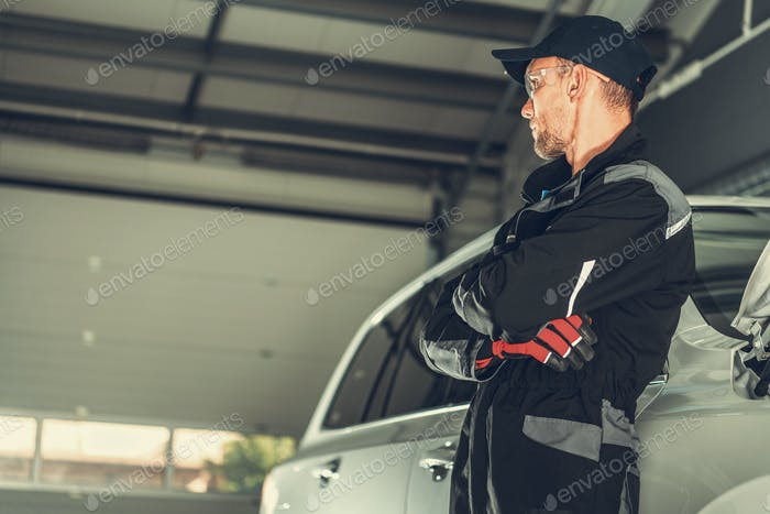 Car Mechanic Profession